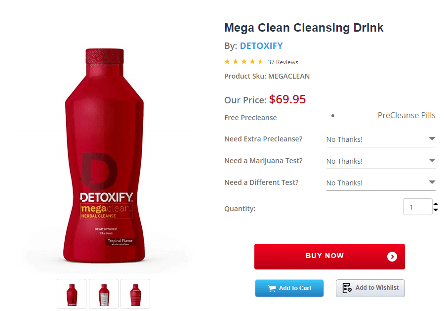 Where to buy Mega Clean