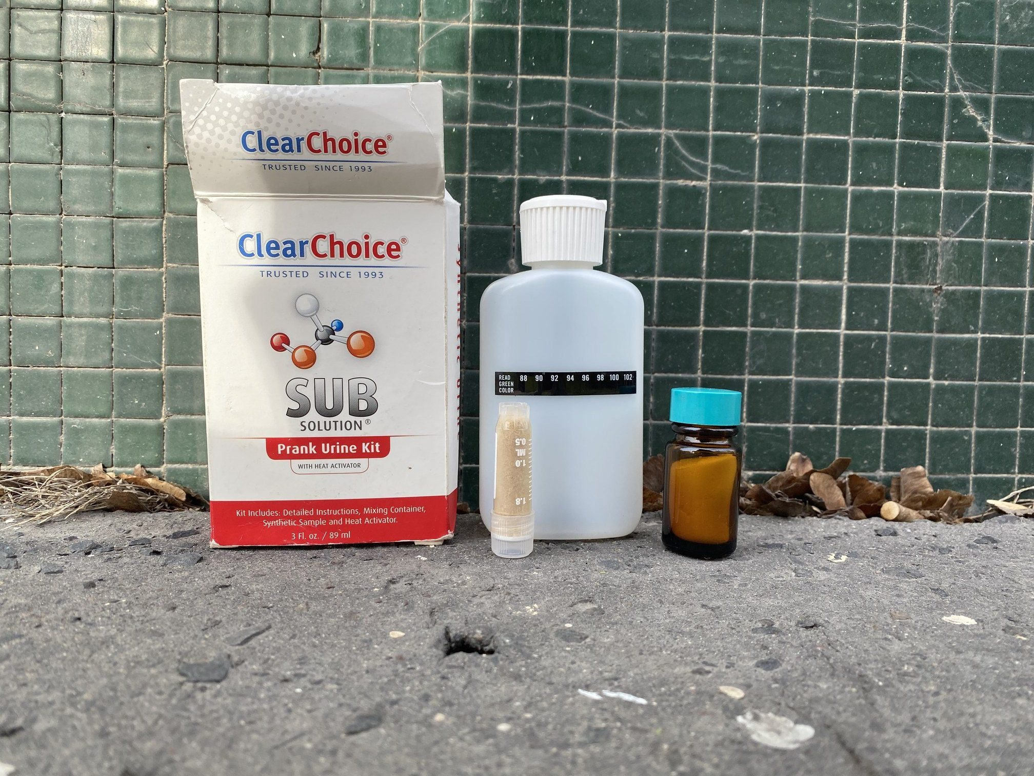 Sub Solution synthetic urine
